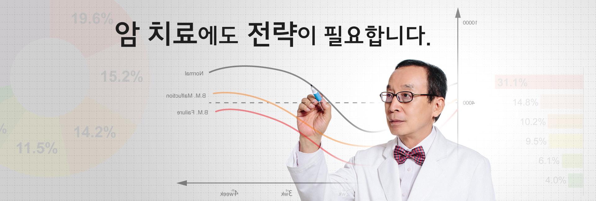 암 치료 전략 슬라이드